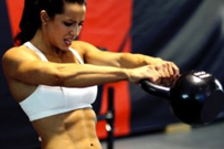 kettlebell swing clean