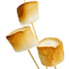caramel filled marshmallows