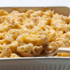 cheesy breadcrumb mac