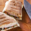 chicken swiss paninis