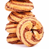 cinnamon sugar spiral cookies