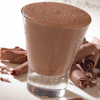 double chocolate drink