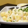 easy cheesy gnocchi