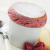 fat free raspberry souffle