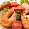 fresh citrus shrimp platters