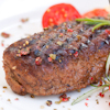 grilled beef tenderloin garlic tomatoes