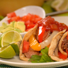 honey lime steak fajitas