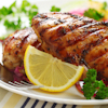 lemon mustard grilled chicken
