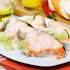 lime buttered salmon