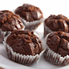 orange chocolate mini muffins