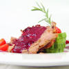 pork chops cranberry sauce
