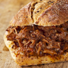 slow cooked pulled pork sandwiches