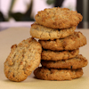 sugar free pumpkin oatmeal cookies
