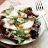 sweet sour pear salad