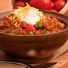 three bean red chili