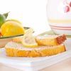 weightless orange lemon cake