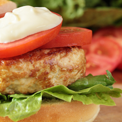 how to cook turkey burgers broiled