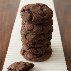 easy chocolate cookies