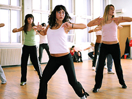 Latin Exercise Video 56