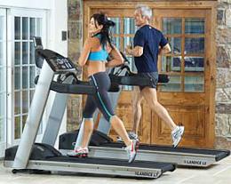 aerobic treadmill