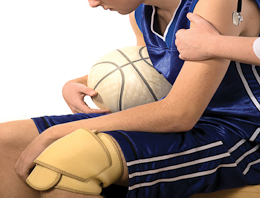 basketball shoulder injury