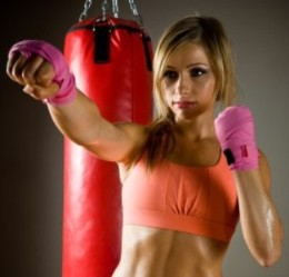 Kickboxing Fitness Weight Loss Program