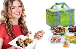 company prepared dietary meals