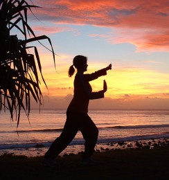 Tai Chi  and weight loss