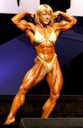 steroids fitness models