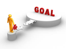 Defining your personal goals