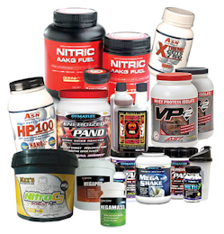 Nutritional Supplements for Body Building