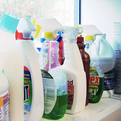 Study Reveals Most Dangerous Household Cleaning Products