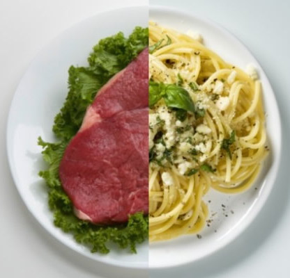 low-carb vs. low-fat