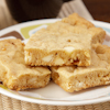 crumbly butterscotch bars