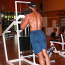 giant sets calves routines